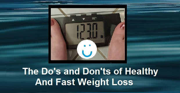 Fast Weight Loss - Healthy Dieting