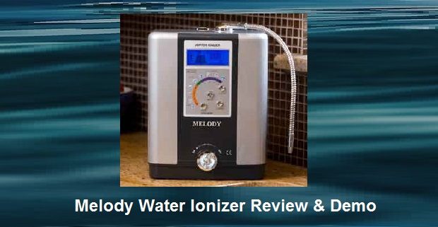 Melody Water Ionizer 58